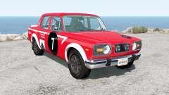 Ibishu Miramar Rally v0.1 para BeamNG Drive
