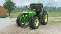John Deere 6৪10 para Farming Simulator 2013