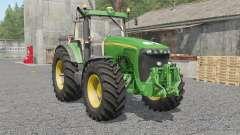 John Deere 85Ձ0 para Farming Simulator 2017