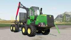 John Deere 1210G para Farming Simulator 2017
