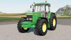 John Deere 7610〡7710〡7810 para Farming Simulator 2017