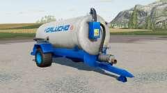Galucho CG 9000 para Farming Simulator 2017