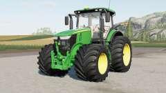 John Deere 7R-serieʂ para Farming Simulator 2017