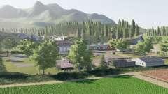 New City para Farming Simulator 2017