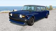 Ibishu Miramar Limousine para BeamNG Drive