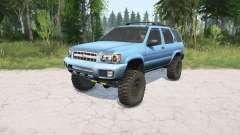 Nissan Pathfinder (R50) 2004 lifted para MudRunner