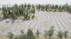 Rock Creek Crossing para MudRunner