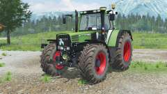 Fendt Favorit 515 C Turbomatiƙ para Farming Simulator 2013