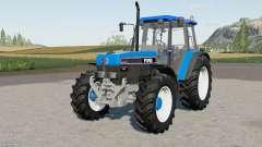 Ford 5640〡6640〡7740 para Farming Simulator 2017