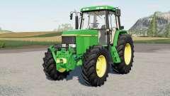 John Deere 6000-series para Farming Simulator 2017