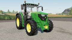 John Deere 6135M〡6145M〡615ⴝM para Farming Simulator 2017