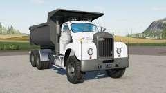 Mack B61 dump truck 1963 para Farming Simulator 2017