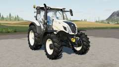 New Holland T6.125〡T6.155〡T6.175〡T6.240 para Farming Simulator 2017