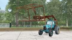 MTZ-80, Belarús para el SUEÑO-550 para Farming Simulator 2015