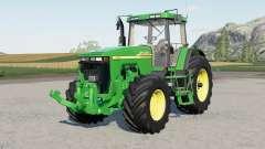 John Deere 8100-8410 para Farming Simulator 2017