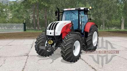 Steyr 6230 CVƬ para Farming Simulator 2015