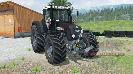 Fendt 820 Vario TMS Black Edition para Farming Simulator 2013