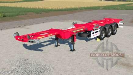 Kassbohrer K. SHƓ para Farming Simulator 2017