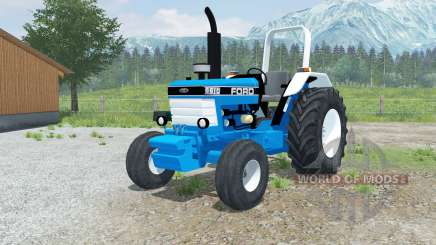 Ford 6610 para Farming Simulator 2013