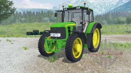 John Deere 64ろ0 para Farming Simulator 2013