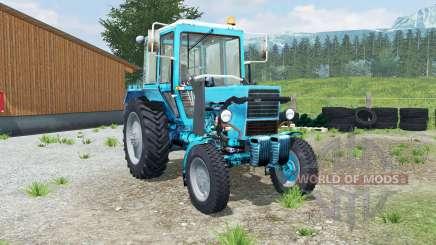 MTZ 80 y 82 Беларуƈ para Farming Simulator 2013