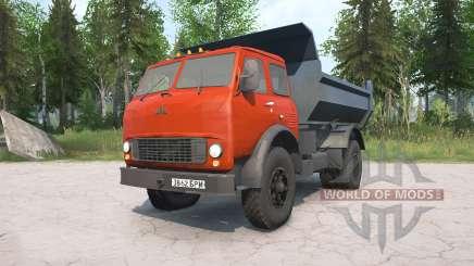 MAZ-503 para MudRunner