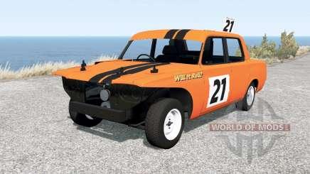 Ibishu Miramar Banger Racing v1.0a para BeamNG Drive