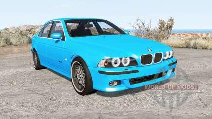 BMW M5 (E39) 2001 para BeamNG Drive