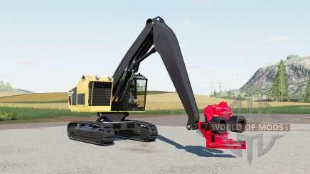 Caterpillar 551 para Farming Simulator 2017