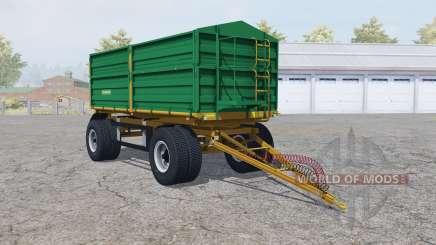 Fuhrmann 2A2SK FF 18.000 para Farming Simulator 2013