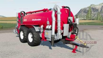 Schuitemaker Robusta 225 para Farming Simulator 2017