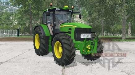 John Deere 7430 Premiuᵯ para Farming Simulator 2015