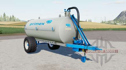 Primex Slurry Tanker para Farming Simulator 2017