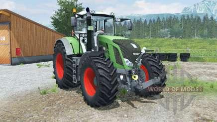 Fendt 828 Variꝺ para Farming Simulator 2013