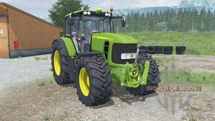 John Deere 75ვ0 para Farming Simulator 2013