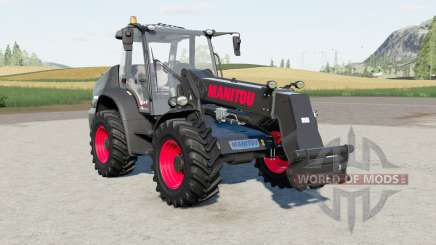 Manitou MLA-T 533-145 Vpluᵴ para Farming Simulator 2017