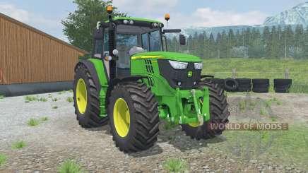 John Deere 6150Ɱ para Farming Simulator 2013