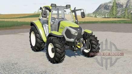 Lindner Lintrac 90 with minor modifications para Farming Simulator 2017