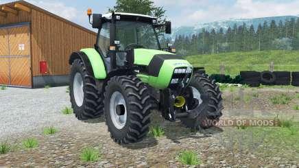 Deutz-Fahr Agrotron K 420 para Farming Simulator 2013