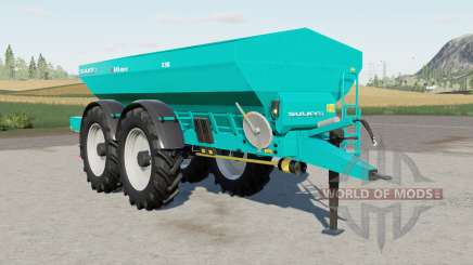 Sulky D240 para Farming Simulator 2017