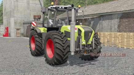 Claas Xerion 3800 Trac VꞒ para Farming Simulator 2017