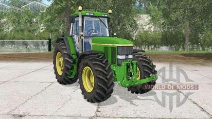 Juan Deerᴇ 7810 para Farming Simulator 2015