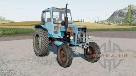 MTZ-80, Bielorrusia para Farming Simulator 2017