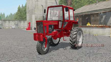 MTZ-80 Беларуȼ para Farming Simulator 2017