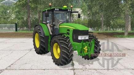 John Deere 7430 Premiuɱ para Farming Simulator 2015