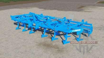Lemken Smaragd 9-600 para Farming Simulator 2017