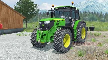 John Deere 6150Ꙧ para Farming Simulator 2013