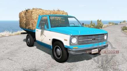 Gavril D-Series 70s v0.7.6b para BeamNG Drive