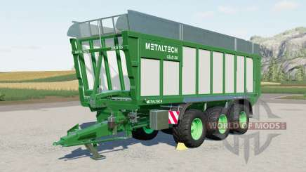 Metaltech Silo 50 para Farming Simulator 2017