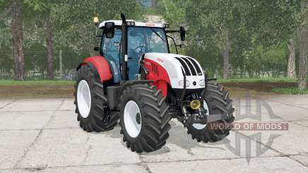 Steyr 6230 CVƮ para Farming Simulator 2015